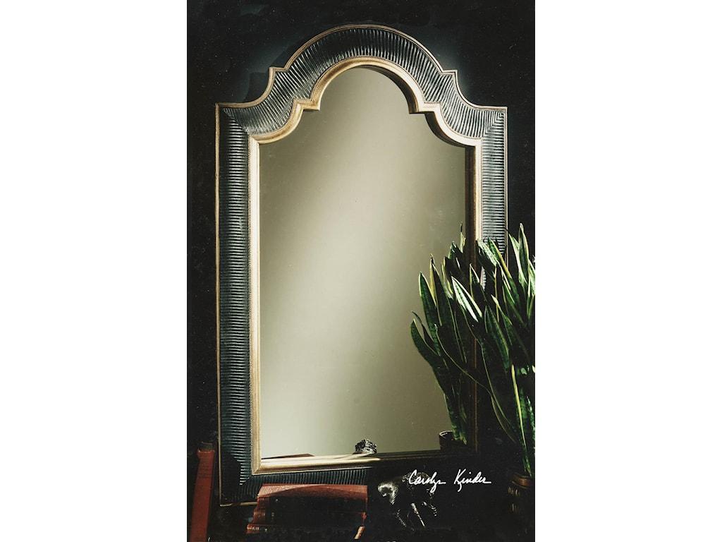Uttermost MirrorsRibbed Arch U Mirror