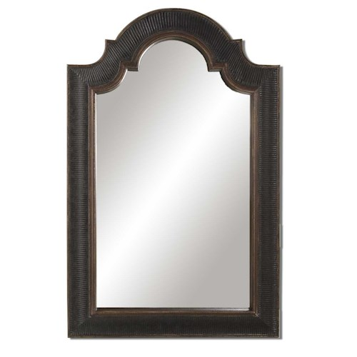 Uttermost Mirrors Ribbed Arch U Mirror