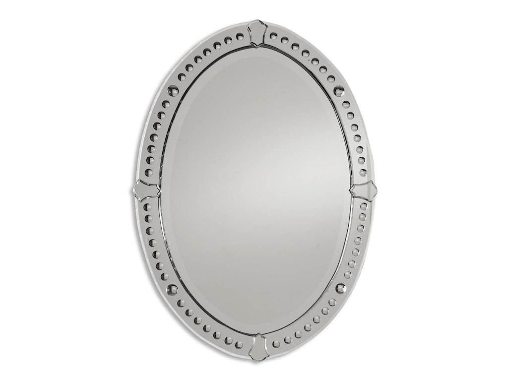 Uttermost MirrorsGraziano Oval Mirror