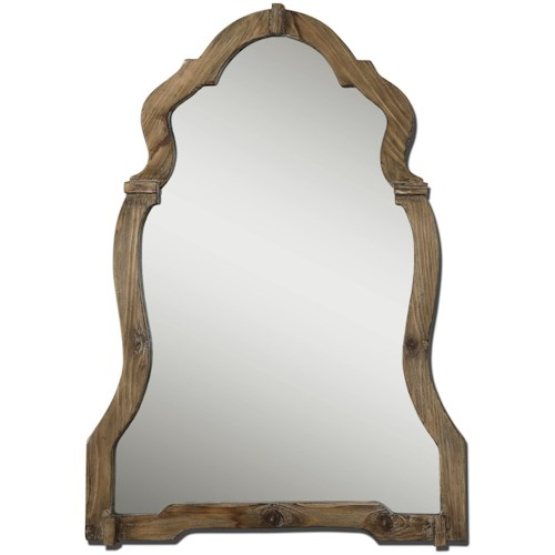 Uttermost Arched Mirrors Agustin Mirror