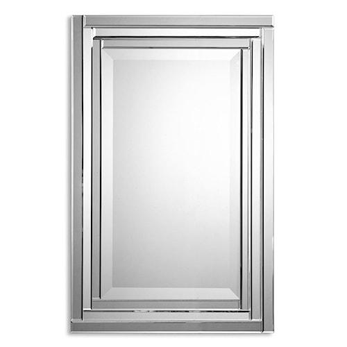 Uttermost Mirrors Alanna Vanity Mirror
