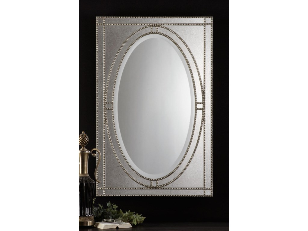 Uttermost MirrorsEarnestine Mirror
