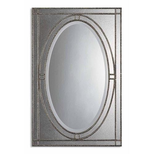 Uttermost Mirrors Earnestine Mirror