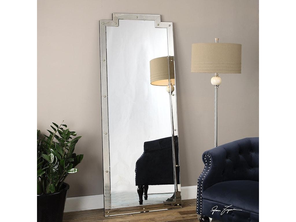 Uttermost MirrorsVedea Leaner Mirror