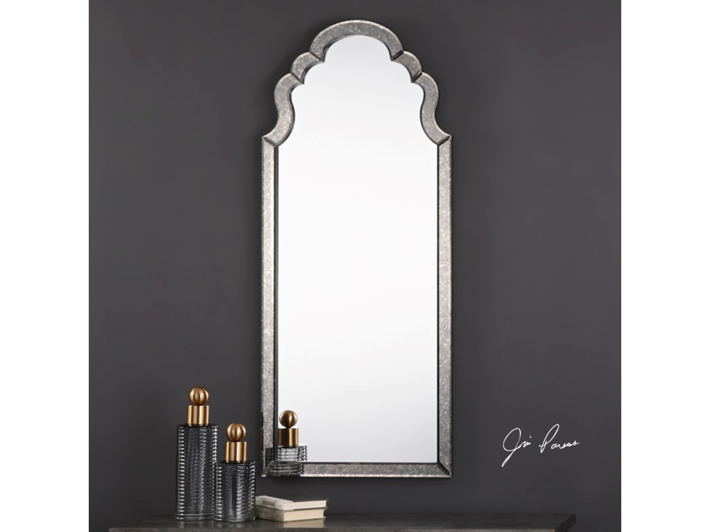 Uttermost Arched MirrorsLunel Arched Mirror