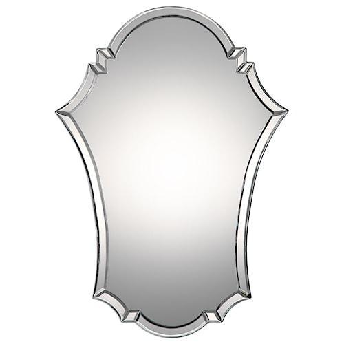 Uttermost Mirrors Tilila Modern Arch Mirror