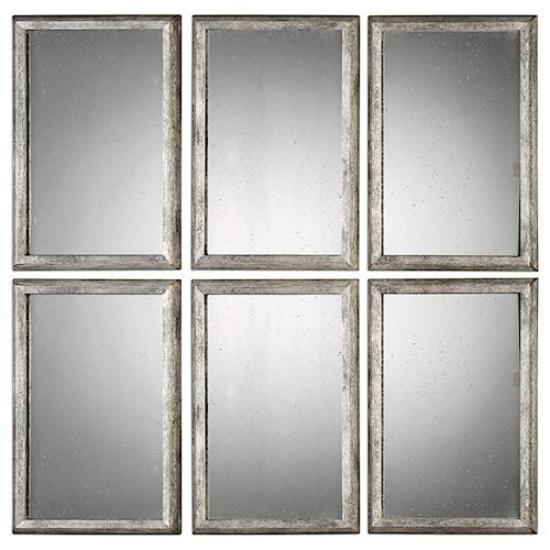 Uttermost Mirrors Alcona (Set of 3)