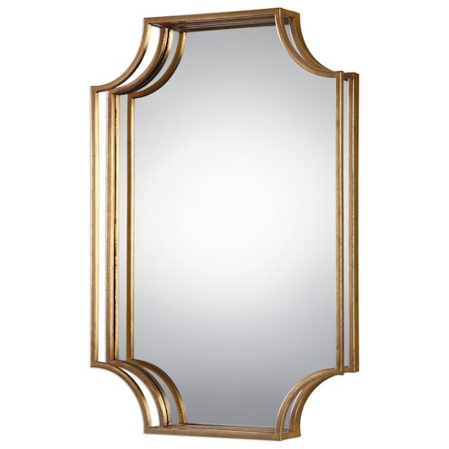 Uttermost Mirrors Lindee