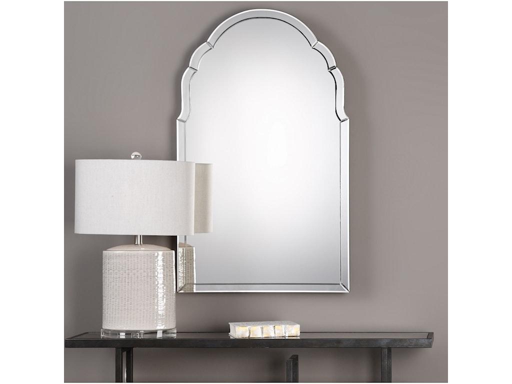 Uttermost MirrorsBrayden Frameless
