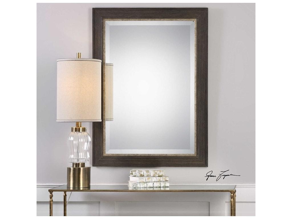 Uttermost MirrorsHilliard Wall Mirror