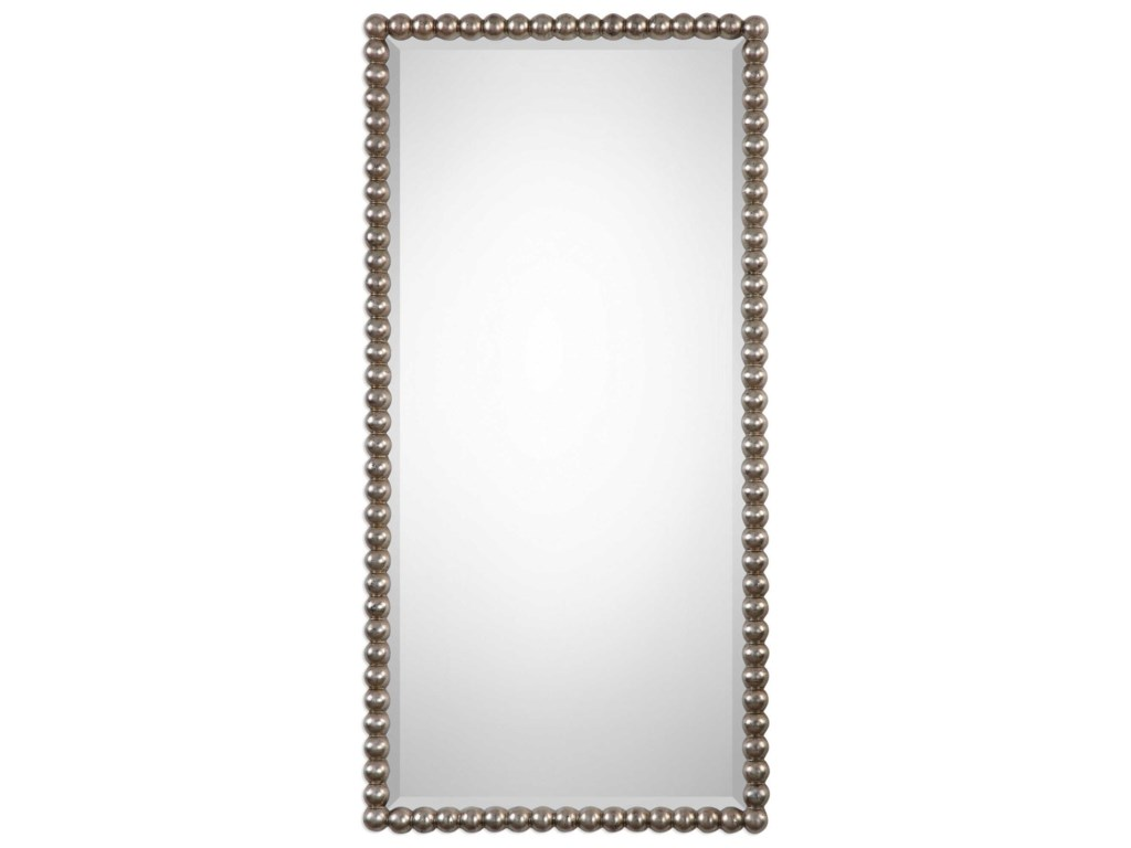 Uttermost MirrorsSerna Antiqued Silver Mirror