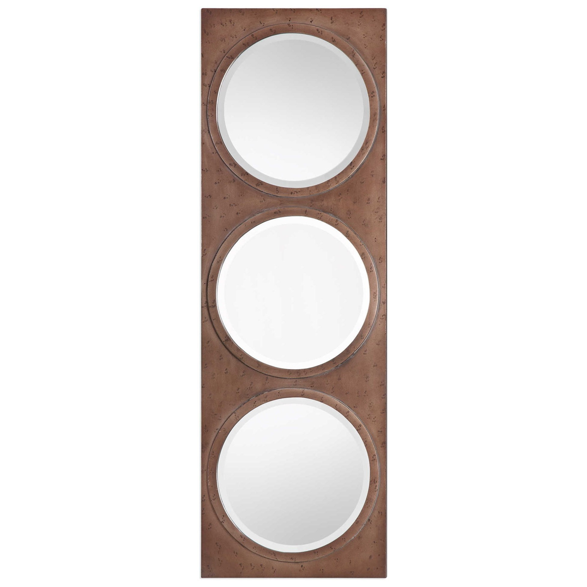 Uttermost MirrorsArtelli Triple Round Mirror ...