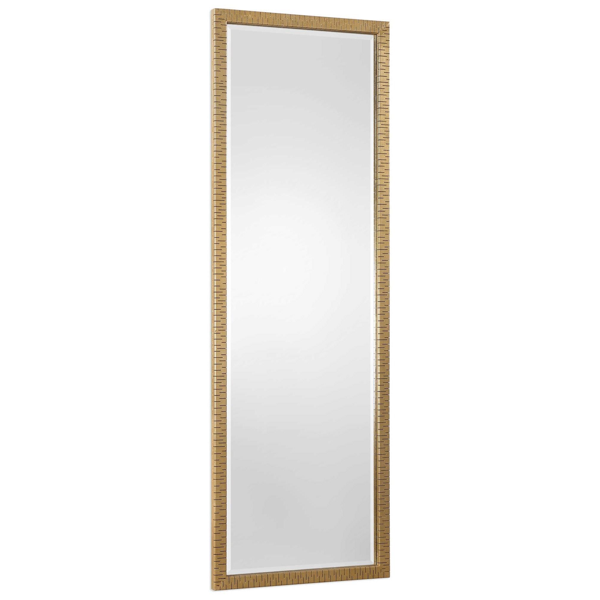 Mirrors Vilmos Metallic Gold Mirror By Uttermost