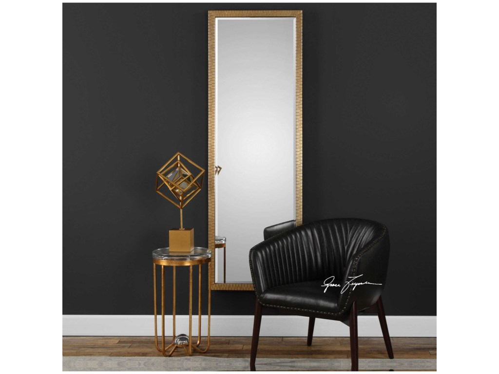 Uttermost MirrorsVilmos Metallic Gold Mirror
