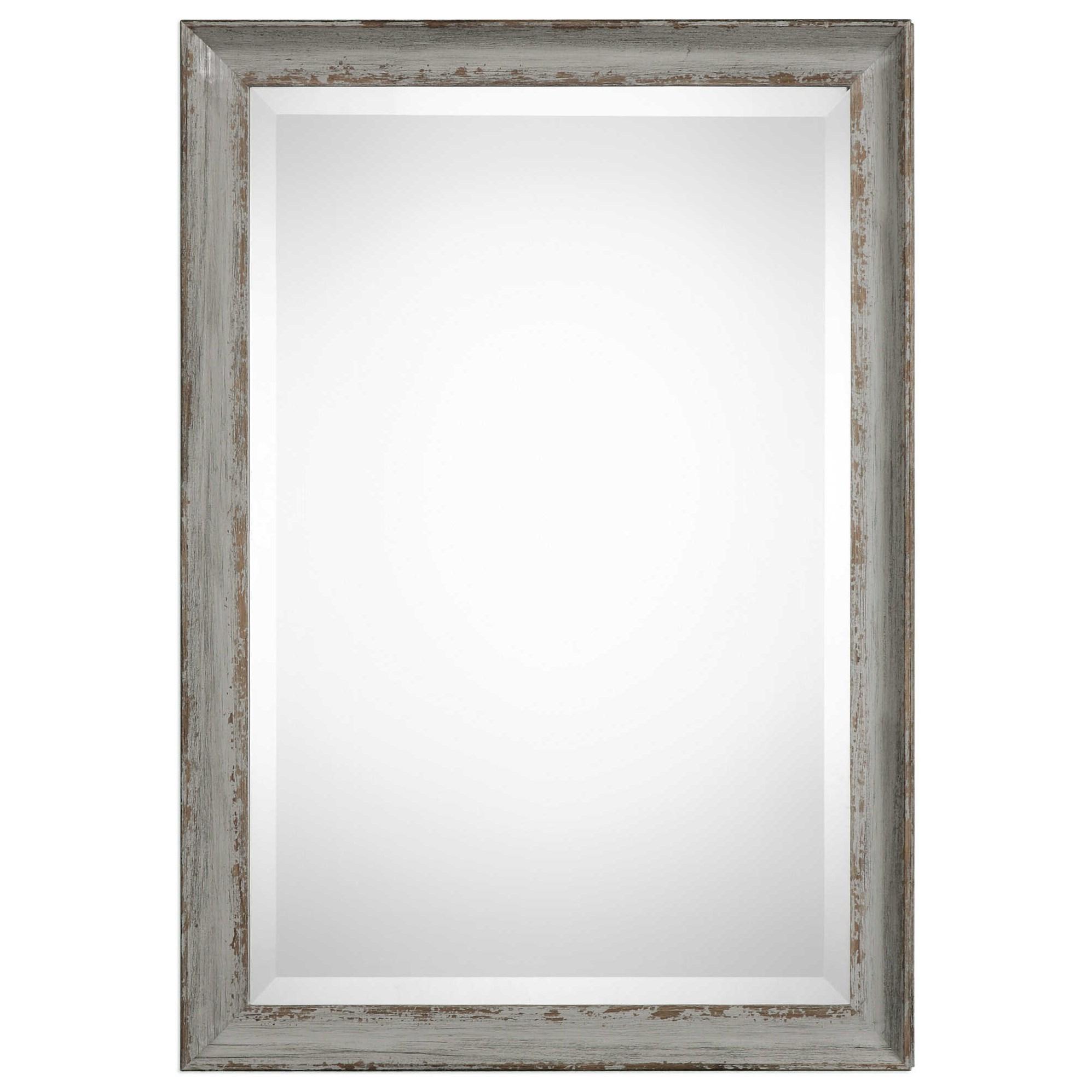 Uttermost Mirrors Hattie Aged Blue Mirror | Miskelly Furniture | Wall  Mirrors