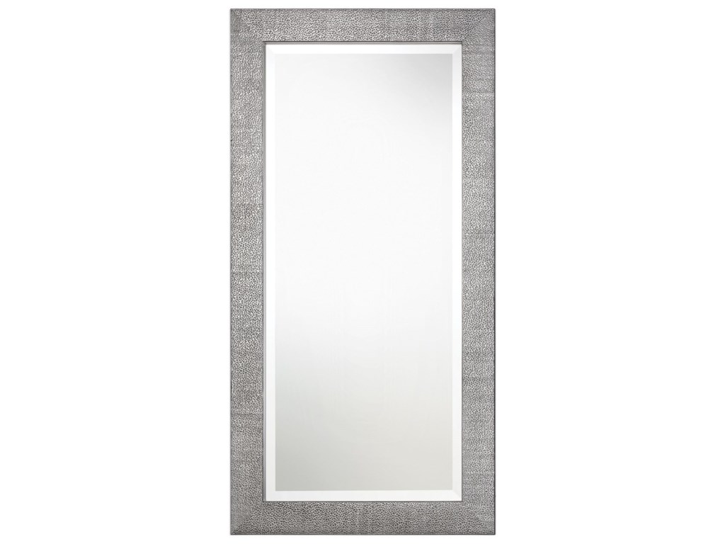 Uttermost MirrorsTulare Metallic Silver Mirror