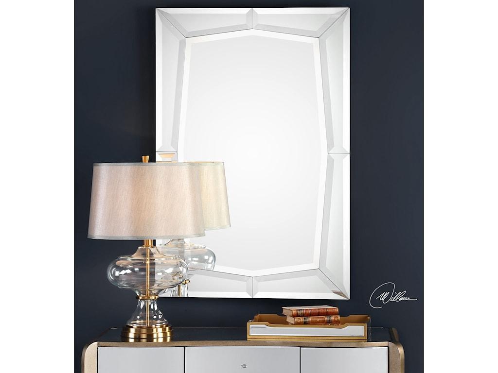 Uttermost MirrorsSulatina Modern Mirror