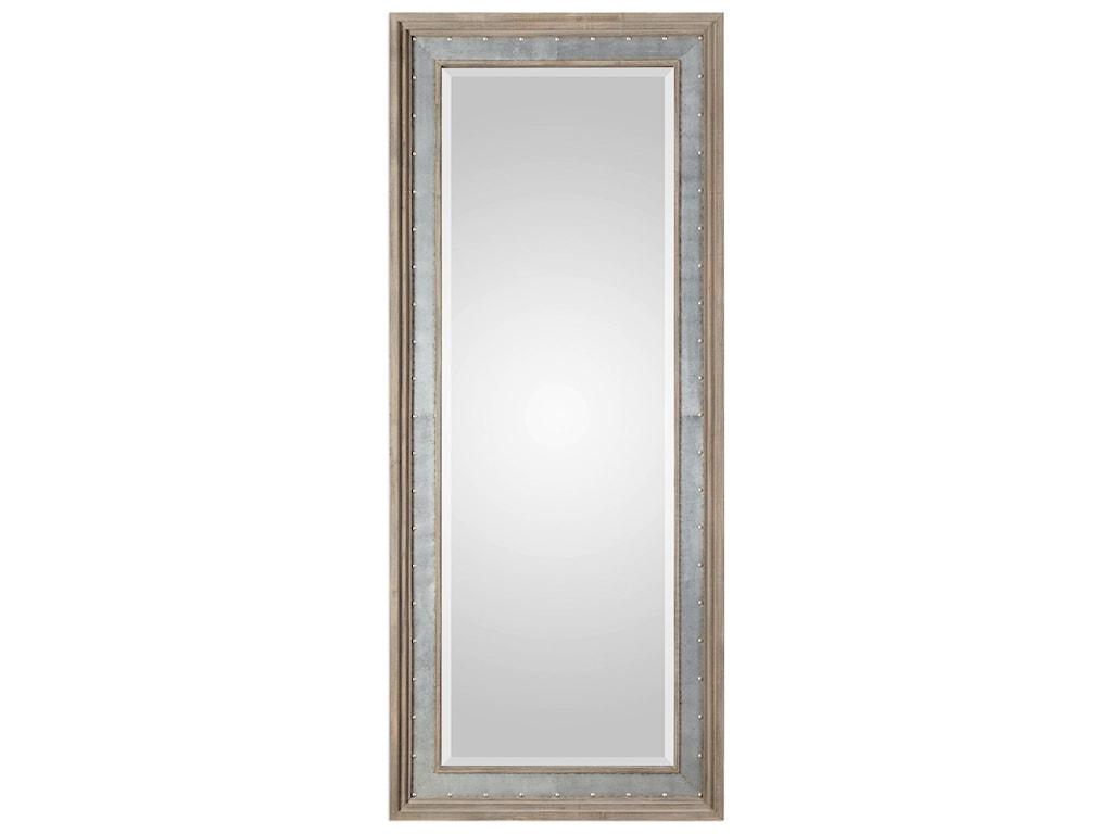 Uttermost MirrorsBarren  Industrial Mirror