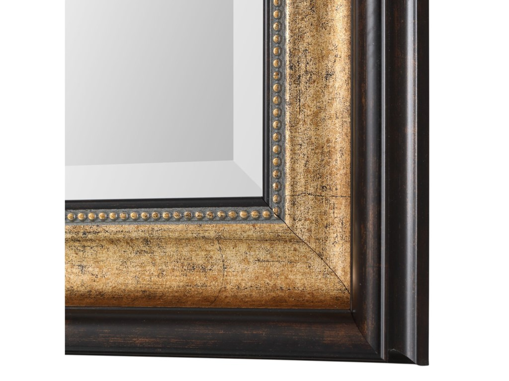 Uttermost MirrorsMadeley Antiqued Champagne Mirror