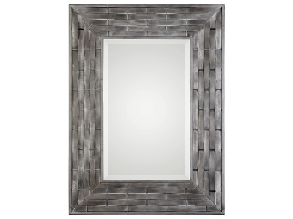 Uttermost MirrorsPantano Industrial Weave Mirror