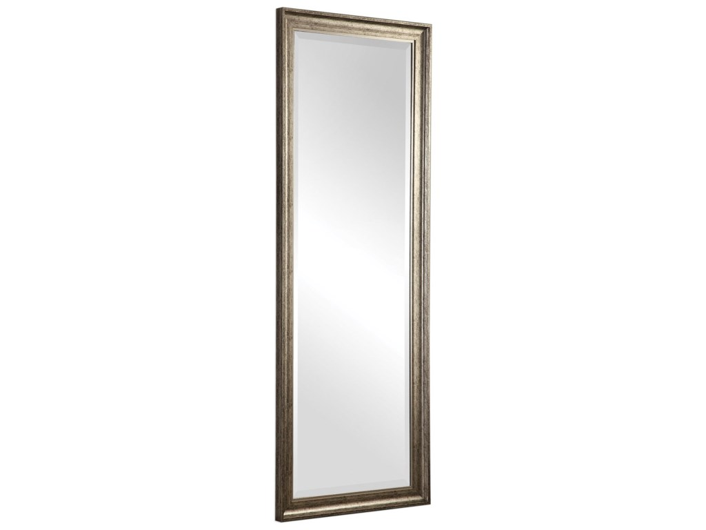 Uttermost MirrorsAaleah Burnished Silver Mirror