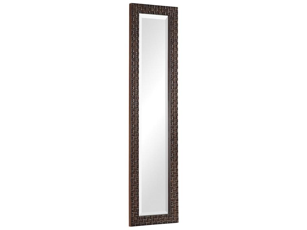 Uttermost MirrorsAilani Burnished Brown Mirror, S/2