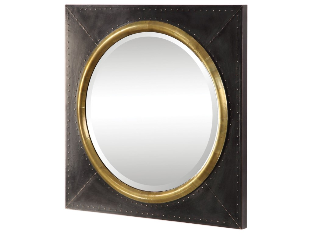 Uttermost MirrorsTallik Urban Industrial Mirror