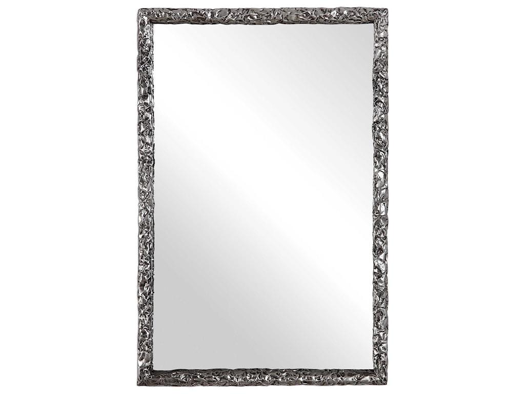 Uttermost MirrorsGreer Silver Vanity Mirror