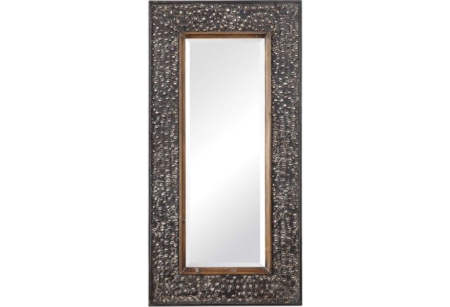 Mirrors Lucia Rectangular Mirror By Uttermost At Dunk Bright Furniture