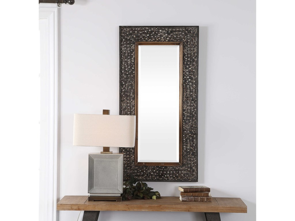 Uttermost MirrorsLucia Rectangular Mirror