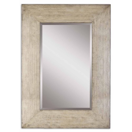 Uttermost Mirrors Langford Natural Mirror