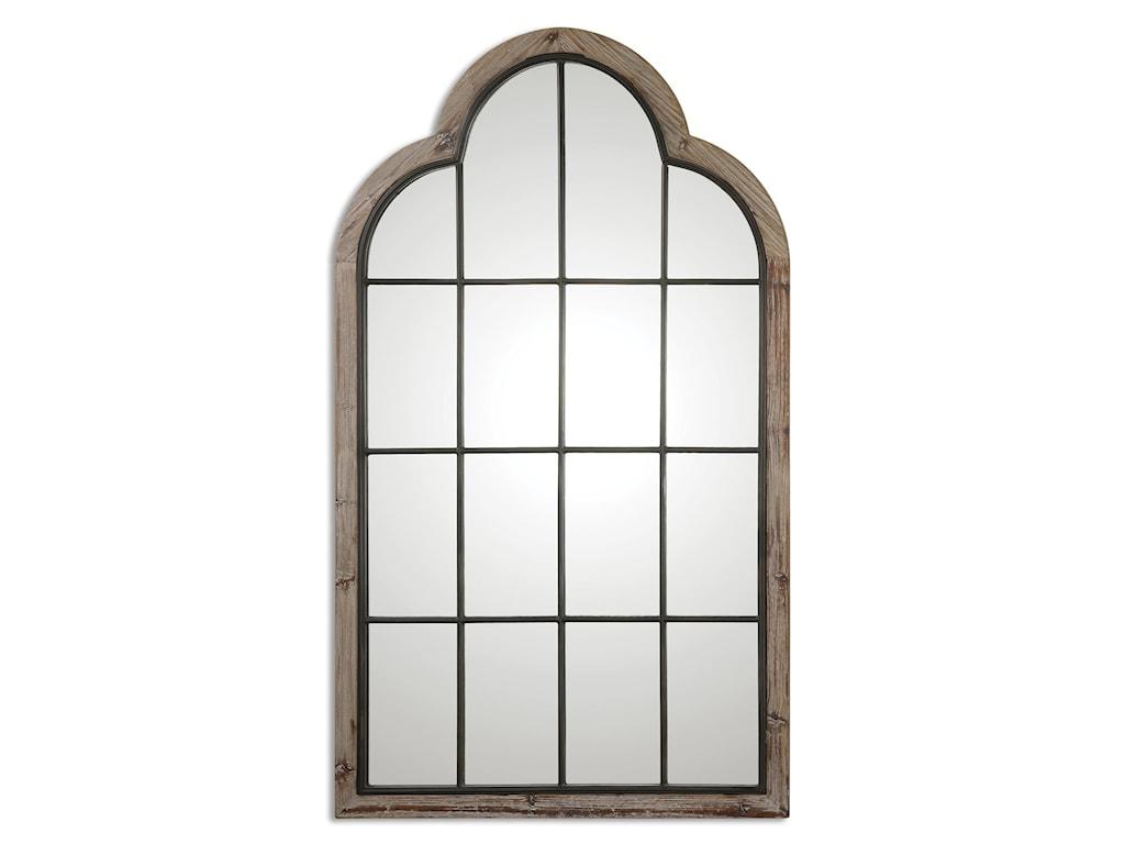 Uttermost Arched MirrorsGavorrano Oversized Arch Mirror