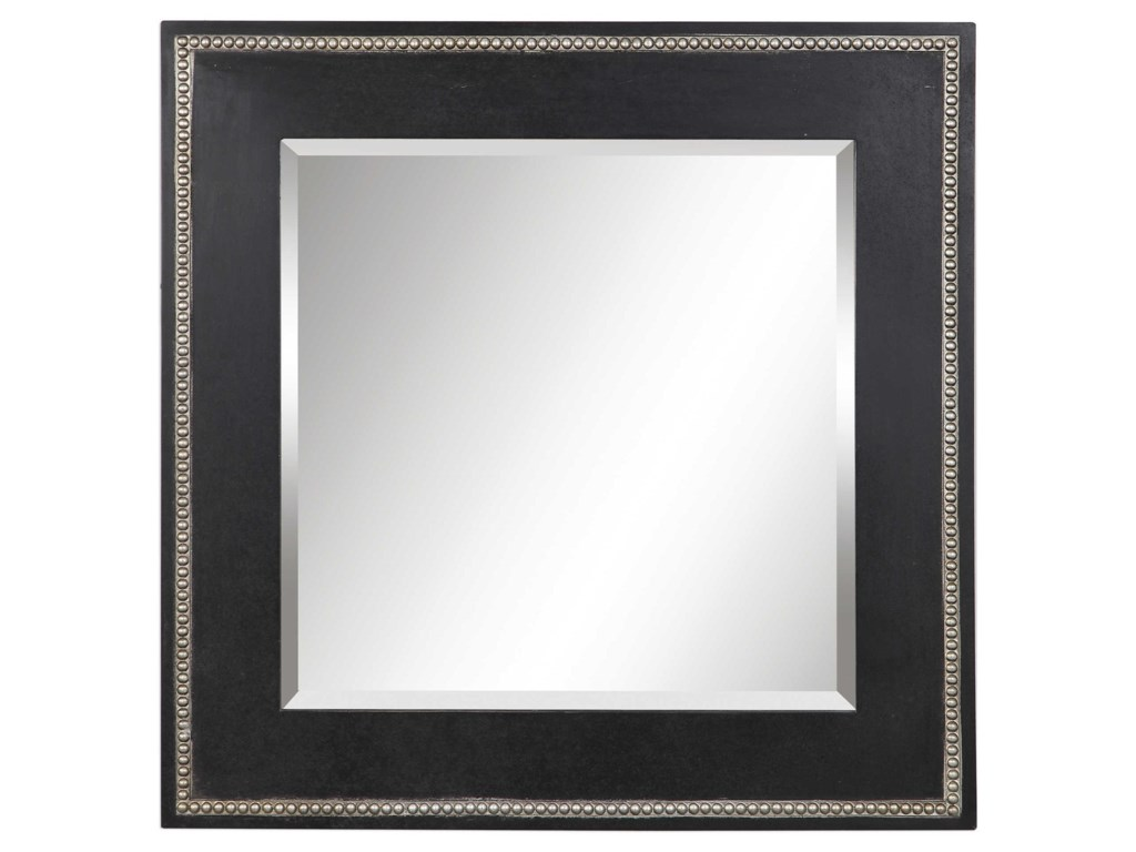Uttermost MirrorsLollis Square Mirror