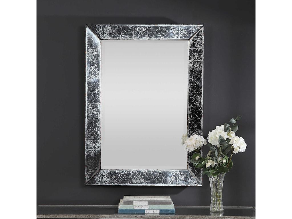 Uttermost MirrorsIsla Vintage Rectangle Mirror