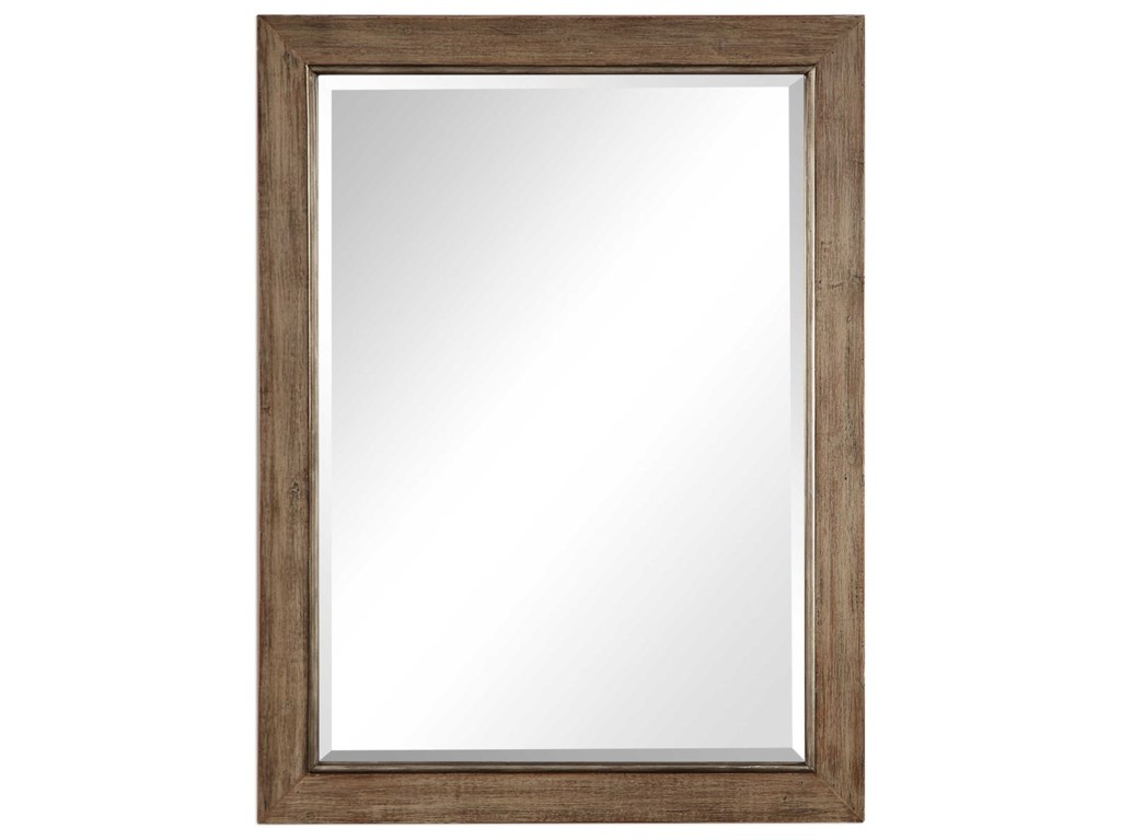 Uttermost MirrorsWalt Farmhouse Mirror