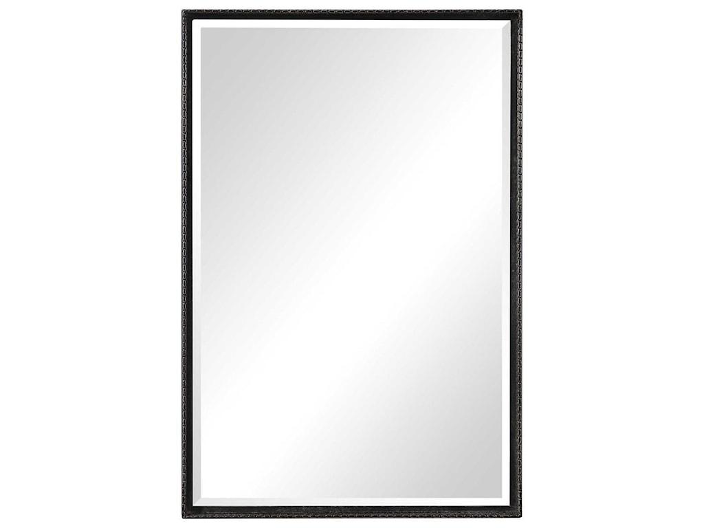 Uttermost MirrorsCallan Iron Vanity Mirror
