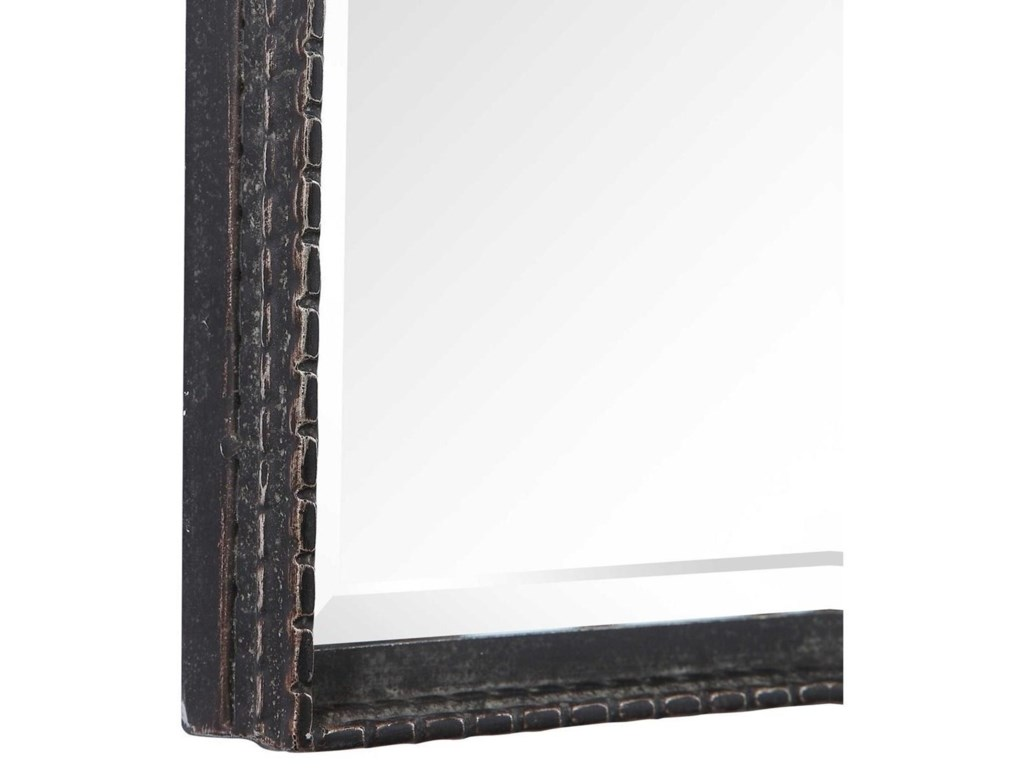 Uttermost MirrorsCallan Iron Vanity Mirror