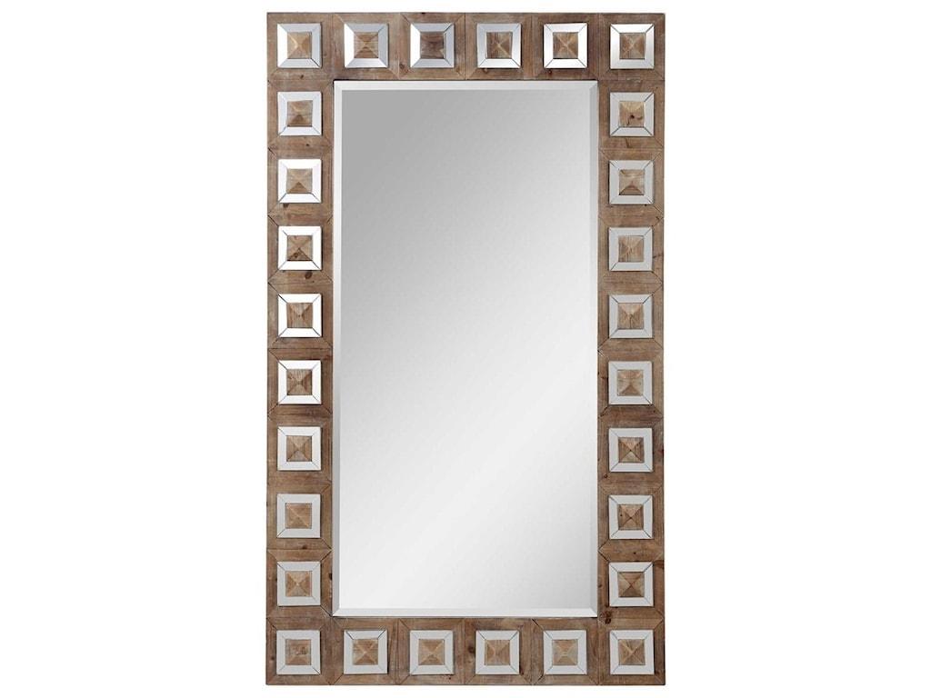 Uttermost MirrorsAnara Wooden Mirror