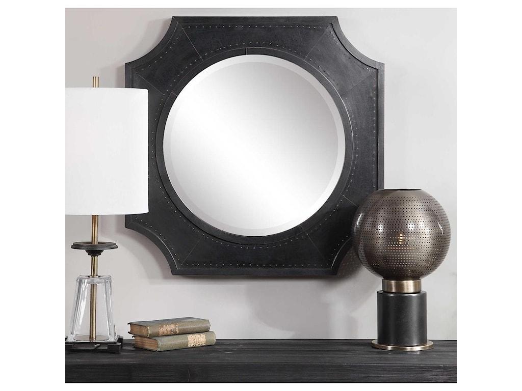 Uttermost MirrorsJohan Industrial Mirror