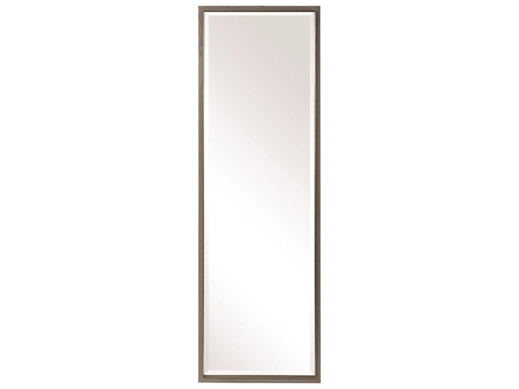 Uttermost MirrorsKian Wooden Dressing Mirror