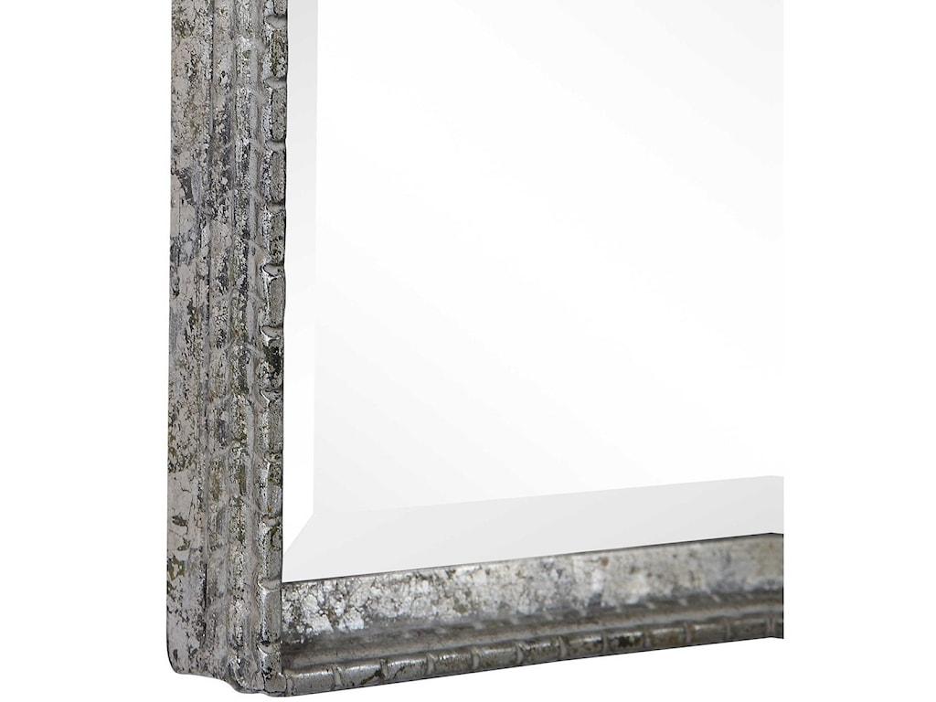 Uttermost MirrorsCallan Silver Vanity Mirror