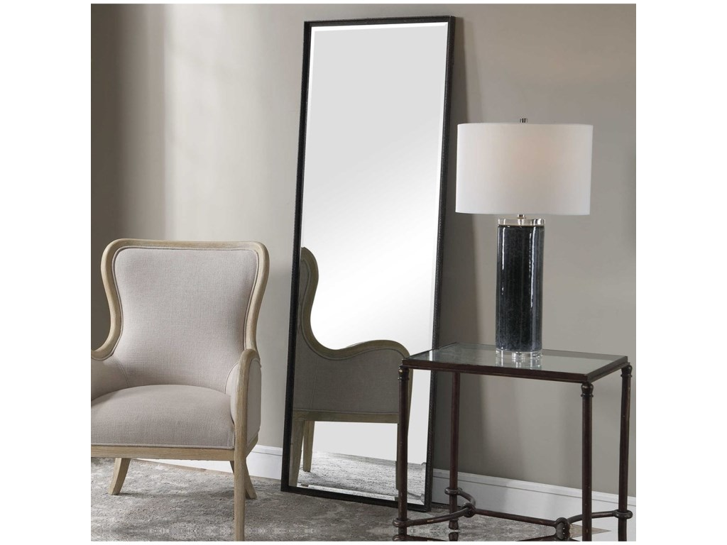 Uttermost MirrorsCallan Dressing/Leaner Mirror
