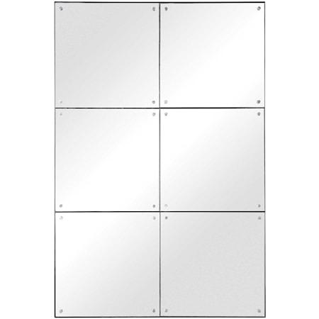 Eldred Industrial Wall Mirror
