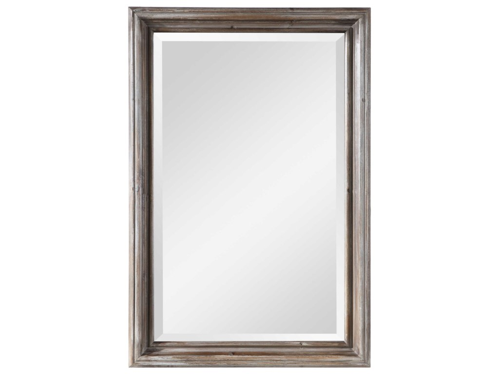 Uttermost MirrorsFielder Distressed Vanity Mirror