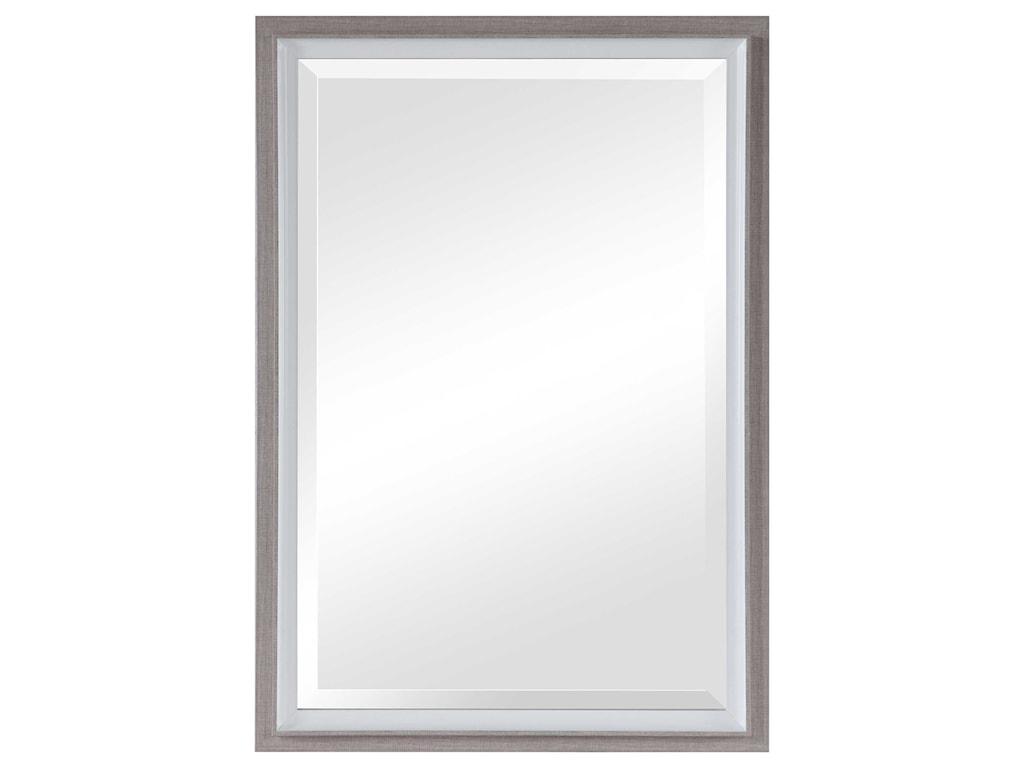 Uttermost MirrorsMitra Rectangular Mirror