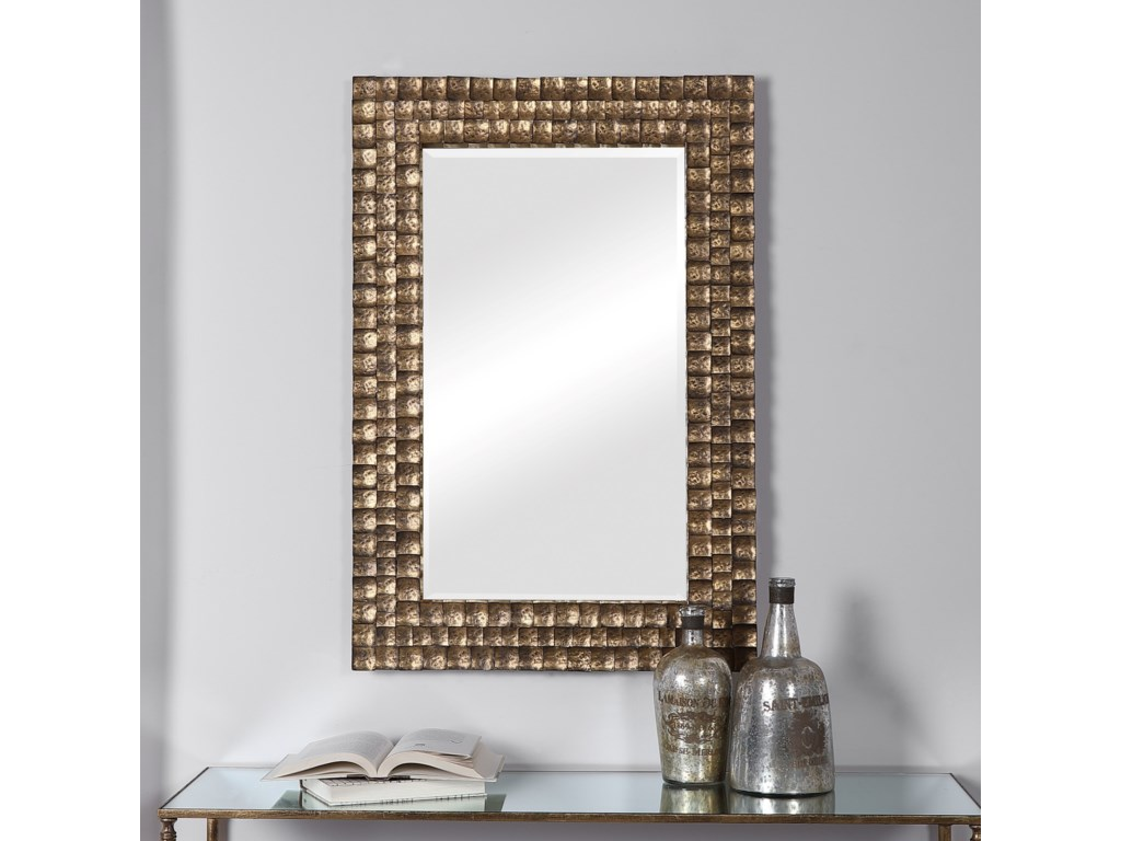 Uttermost MirrorsRamya Gold Mirror