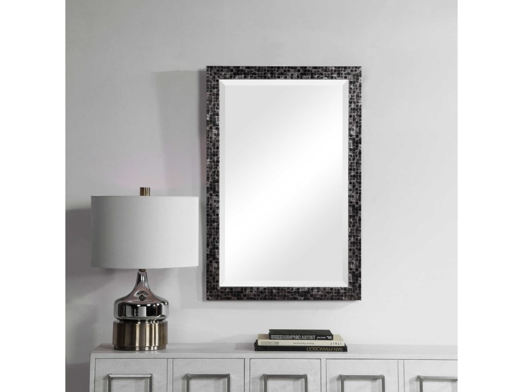 Uttermost MirrorsGraphique Mosaic Mirror