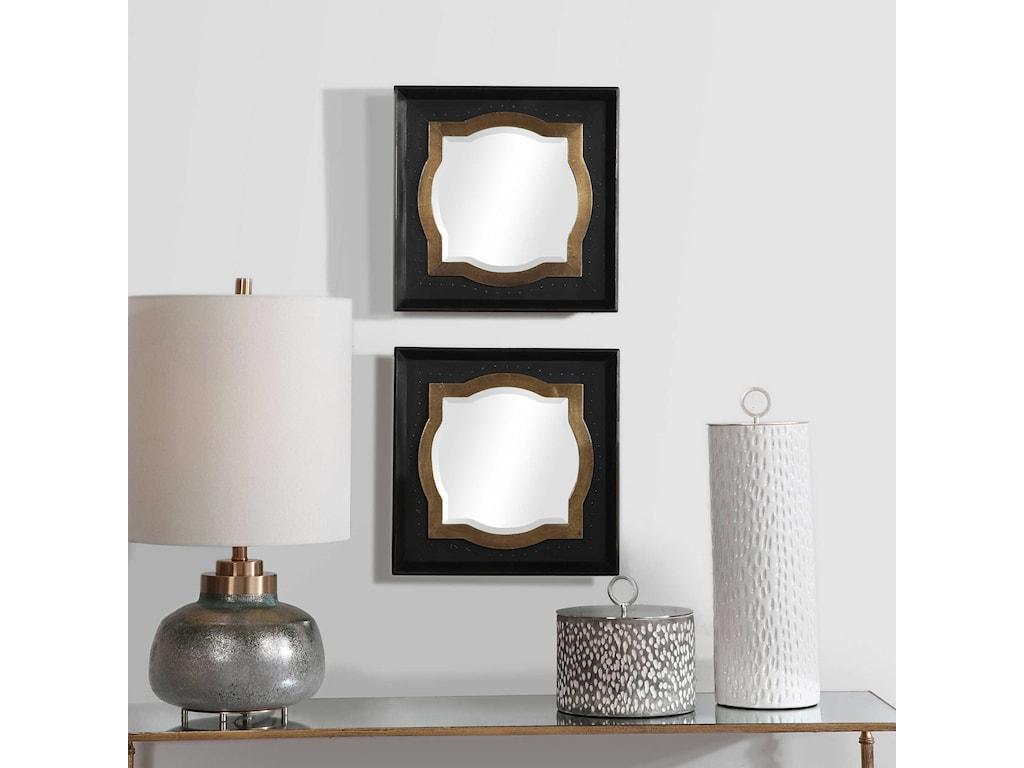 Uttermost MirrorsAnisah Moroccan Mirrors, S/2