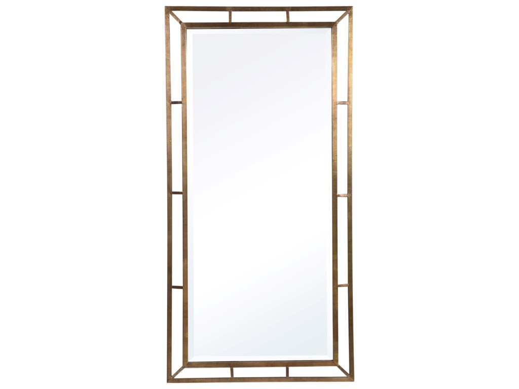 Uttermost MirrorsFarrow Copper Industrial Mirror
