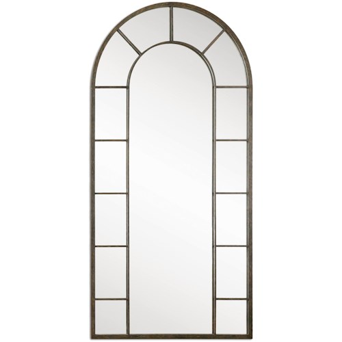 Uttermost Arched Mirrors Dillingham